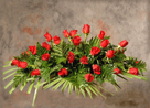 Rosas rosas Nuevo Tanatorio - Funeraria Blay